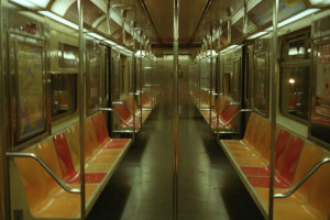 empty-subway-car-by-alexander-rabb