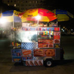 Hot Dog Vender, New York by Monica Müller (CC BY-NC-ND 2.0)